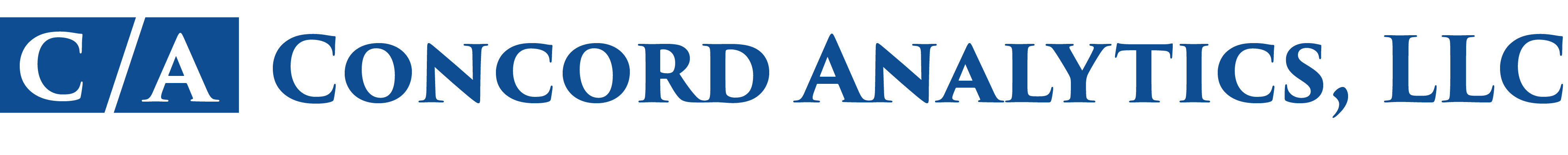 Concord Analytics, LLC